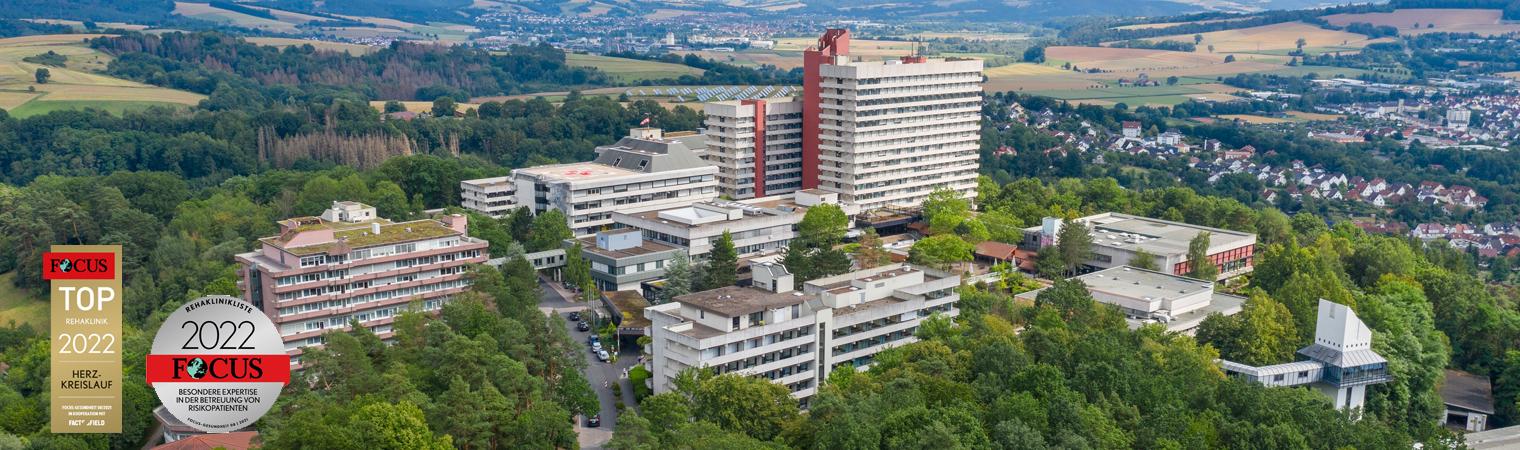 Herz-Kreislauf-Zentrum Klinikum Hersfeld-Rotenburg GmbH - TOP Nationales Krankenhaus Siegel Hessen 2020